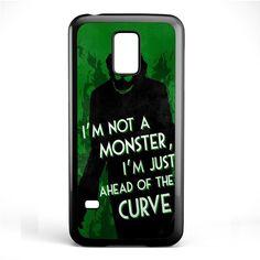Joker Quotes TATUM-5941 Samsung Phonecase Cover Samsung Galaxy S3 Mini Galaxy S4 Mini Galaxy S5 Mini