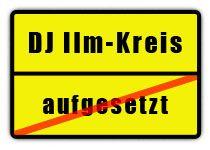 Ihr DJ für Arnstadt, Ilmenau und den Ilm-Kreis in Thüringen - Ihr Spezialist für Hochzeit, Silberhochzeit, Polterabend, Weihnachtsfest und Betriebsparty
