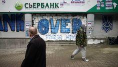 Президент Порошенко подписал санкции против российских банков в Украине  https://joinfo.ua/econom/1200521_Prezident-Poroshenko-podpisal-sanktsii-protiv.html