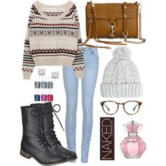 Fall outfit!:)