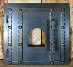 Bon MD 207 SH Traditional Square Hinged Pizza Oven Door