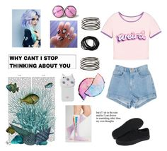 """Untitled #38"" by yourflirtationdestination ❤ liked on Polyvore featuring Valfré, FabFunky and Vans"