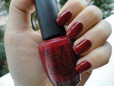 Gorgeous red! @Luuux