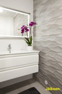 moderni sisustus - Google-haku Alcove, Toilet, Bathtub, Vanity, Interior Design, Bathroom, Google, Bathrooms, Trendy Tree