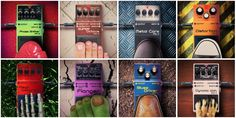 How To Chain Your Guitar Effects Pedals :)