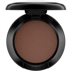 MAC Eye Shadow/0.04 oz. ($16) ❤ liked on Polyvore featuring beauty products, makeup, eye makeup, eyeshadow, apparel & accessories, brown down, mac cosmetics and mac cosmetics eyeshadow