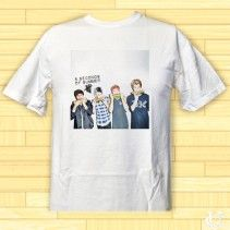 5 Seconds Of Summer Collage water melon T-Shirt