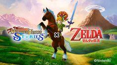 Monster Hunter Stories x Zelda
