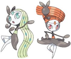 pokemon | meloetta pokemon