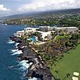 In Kona....I love this hotel!!!