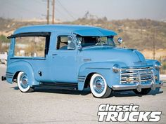 Chevy Canopy Express Show car