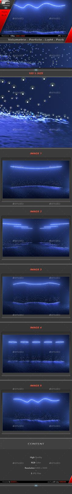 Volumetric Particle Light Pack - #Abstract #Backgrounds Download here:  https://graphicriver.net/item/volumetric-particle-light-pack/20325972?ref=alena994