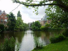 Amsterdam... Vondel park
