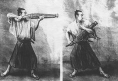 Lock, Stock, and History : The Japanese Handheld Cannon —- The Ozutsu In the...