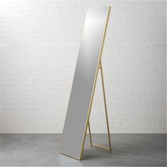On sale. Shop Infinity Black Standing Mirror Mirror image without bounds framed thin, trim and exact in pure extruded aluminum with a black finish. Handmade frame resists corrosion so it's perfect in the bath. Modern Floor Mirrors, Unique Mirrors, Cool Mirrors, Home Decor Mirrors, Decorative Mirrors, Beautiful Mirrors, Leaning Floor Mirror, Standing Mirror, Round Wall Mirror