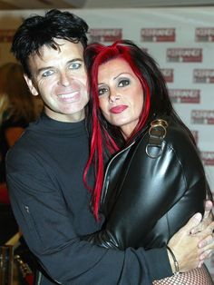 Best souvenir: Gary's wife Gemma was in the fan club Standon Calling, What's My Favorite Color, Gary Numan, Fly Around The World, Dye My Hair, Music Icon, Pop Rocks, News Online, Rock Style