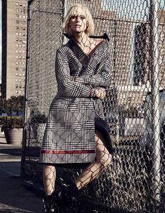 visual optimism; fashion editorials, shows, campaigns & more!: the grey: