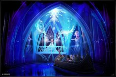 Details About Frozen Ever After Attraction to Open in Spring 2016 at Epcot - Classy Mommy