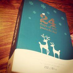 Christmas countdown ! Christmas Countdown, Tea, Cover, Life, Collection, Teas, Blankets