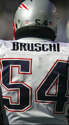 4d1cbdbe2 Tedy Bruschi, Patriots Football, Go Pats, New England Patriots, Boston