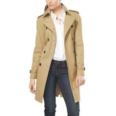 Hunter - Ladies Classic Trench Coat