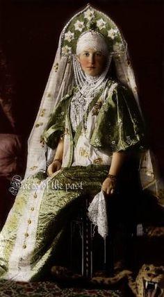 Grand Duchess Maria Georgievna / Великая княгиня Мария Георгиевна (1876 - 1940)