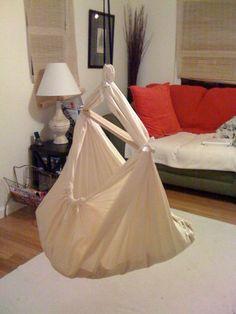 DYI baby hammock bed