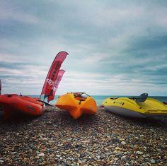 Seaside Fun #worthing #useitorloseit #paddleboard #kitesurfing #windsurfing #seaside #beach by Andrew Griffiths http://instagram.com/p/pQnpTgGku_/