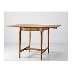 INGATORP Drop-leaf table | IKEA