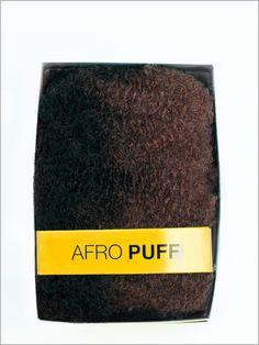 """""""Afro Puff"""" - 16"""" Human Braid Hair"""