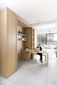 House Tips And Strategies For Modern Home Office Design Office Nook, Home Office Chairs, Home Office Space, Home Office Design, Home Office Decor, Interior Design Living Room, House Design, Interior Design Hong Kong, Design Design