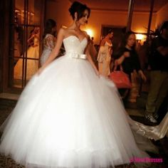 White Wedding Dresses,Tulle Wedding Gown,Tulle Wedding Gowns,Mermaid Bridal Dress,2018 Princess Wedding Dress,Beautiful Brides Dress,Wedding Gowns For Spring Summer PD20184141