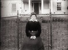 High in the hills of Randolph county is the isolated community of Helvetia, West Virginia. Settled shortly after the Civil War by a group of Swiss immigrants, many of the towns residents are descended from those original settlers and have maintained many of the Swiss customs and traditions.   Woman in Helvetia, West Virginia (ca. 1890's)