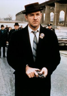 James Doyle (Gene Hackman) in The French Connection. The 10 Best Suits on Film