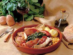 Cocido de Lalín  #receta