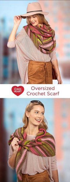 Oversized Crochet Sc