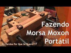 Fazendo Morsa Moxon Portátil - YouTube