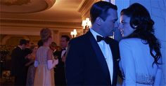 New 'Mad Men' season 6 gallery images. Don, Peggy and company get all decked out for the AMC drama's new year
