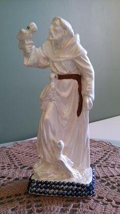 IMAGENS RELIGIOSAS - gesso decorado com técnicas modernas. Ideal para o Dia das Mães!