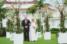 Boca Grande Wedding from BinaryFlips Photography + Botanica International Design Studio | Photos