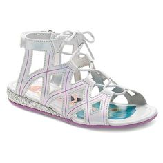 """""""Stride Rite Disney Enchanted Arendelle Sandal - Girl's"""" - Brought to you by Avarsha.com"""