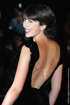 Nolwen Leroy poses as she arrives at NRJ Music Awards 2012 at Palais des Festivals http://avaxnews.net/fact/NRJ_Music_Awards_2012_Red_Carpet_Arrivals.html #avaxnews.net #wear # fashion #girl
