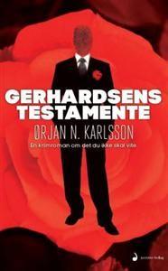 Gerhardsens testamente; kriminalroman
