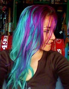 I Love Blue Hair | Hair Colors Ideas