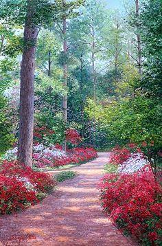 'Callaway Spring' by Shaefer/Miles    FG