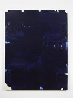 """Pierre Soulages- (born 24 December 1919) is a French painter, engraver, and sculptor. In 2014 Francois Hollande described him as """"the world's greatest living artist."""""""