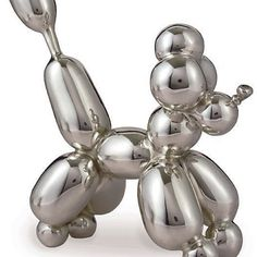 Silver Balloon Poodle, this is strictly for rich kids.