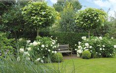 Van Raaijen Hoveniers Almere - traditionele tuin - ontwerp: Buro Robert Broekema