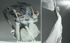 Lovely photos of ballet dancers in motion by Jan Masny - ego-alterego.com
