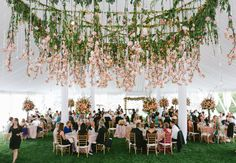 Wedding Tent Decorations – Outdoor weddings are unbelievably in style. If you're going to have a tent over your reception area, you'll have some special. Tent Wedding, Garden Wedding, Our Wedding, Wedding Venues, Dream Wedding, Wedding Trends, Summer Wedding, Marquee Wedding, Wedding Table